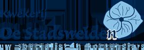 Kwekerij de Stadsweiden logo